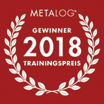 1. Platz Metalog Trainingspreis